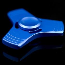 Handspinner Metal Tripod Blue