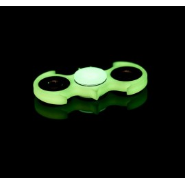 Toupie Hand Spinner Batman phosphorescent
