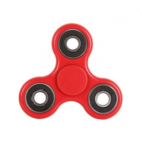 Toupie Hand Spinner  rouge