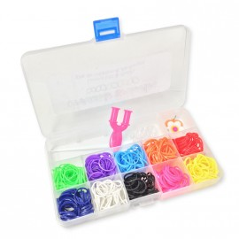 POCKET LOOM KIT Pink - Creastic Bracelet