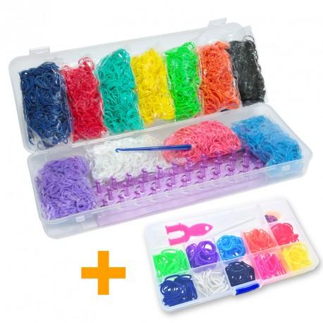 KIT DE LUXE Loom Violet - Creastic Bracelet