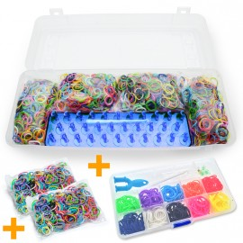 BLUE LOOM STARTER KIT  - Creastic Bracelet