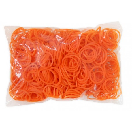 600 ORANGE Loom refill Creastic Bracelet