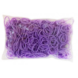 600 PURPLE Loom refill Creastic Bracelet