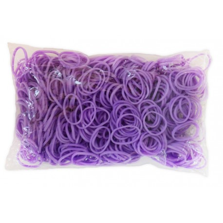 600 PURPLE Loom refill Creastic Bracelet