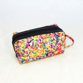 Sprinkles make-up bag