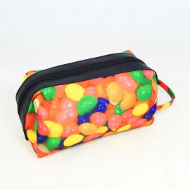Candies make-up bag