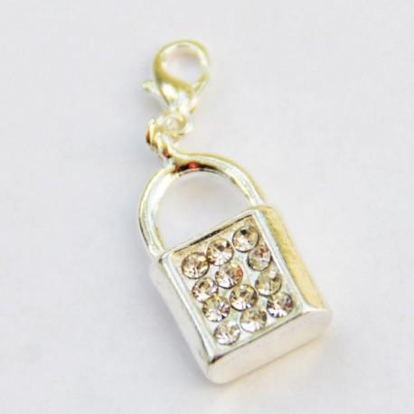 Cadenas Diamant pendentif Creastic Bracelet