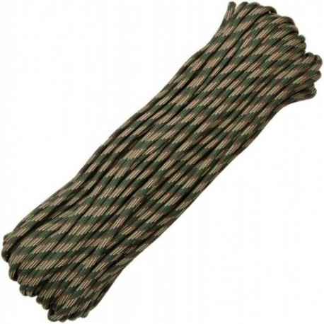 Paracord 550 Camo Recon