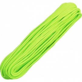 Paracord 550 Neon Green