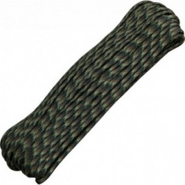 Paracord 550 Woodland camo
