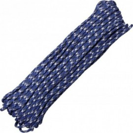 Paracord 550 Blue Camo