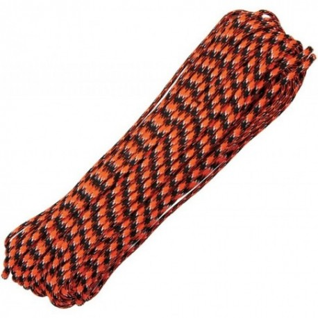 Paracord 550 Happy Orange