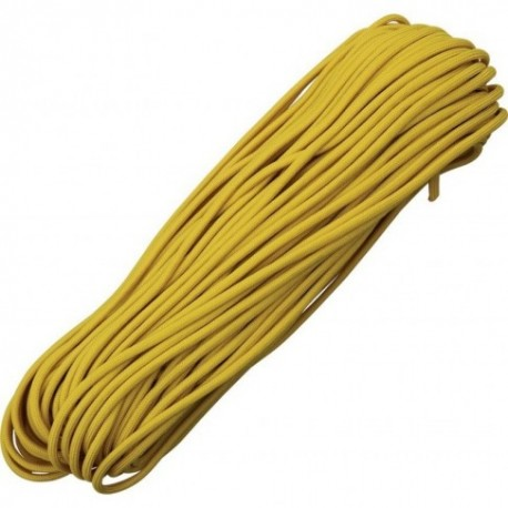 Paracord 550 Yellow Gold