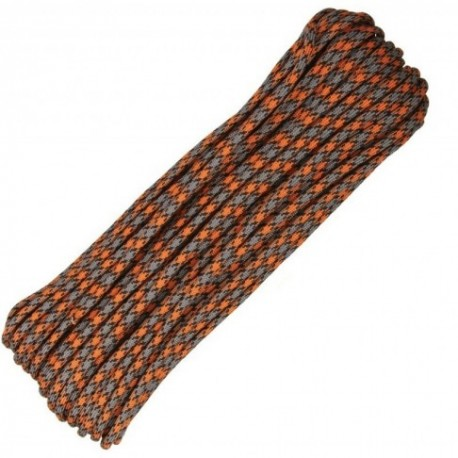 Paracord 550 Rust