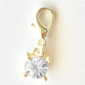 Diamant pendentif Creastic Bracelet