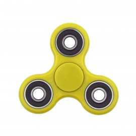 Toupie Hand Spinner jaune